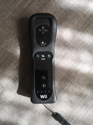 Mando Wii Negro