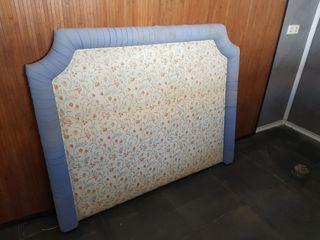 Cabecero tapizado 135cms