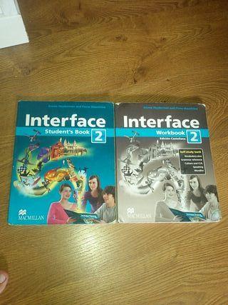 Interface 2 ESO ,Workbook y Students
