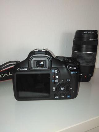 kit Canon Eos 1100D