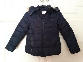 chaqueta, chaquetón, plumón, niña 5-6 años