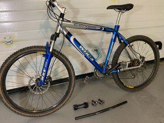 Bicicleta Connor WRC 3 talla L