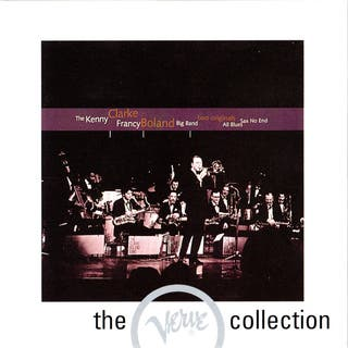 CD JAZZ KENNY CLARKE FRANCY BOLAN - TWO ORIGINALS
