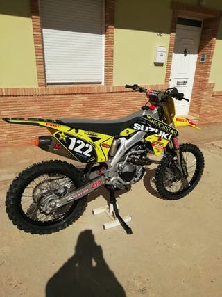 Suzuki Rmz 250 4T Motocross