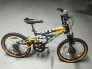 Bicicleta 24 pulgadas.