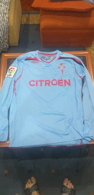 camiseta Celta B manga larga.