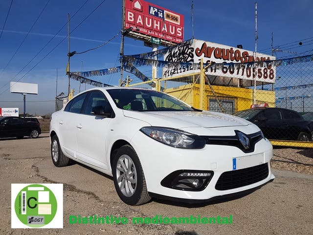 Renault Fluence dci limited 2016