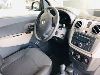 Dacia Lodgy 2012