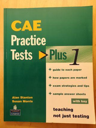 CAE, Practice Tests Plus 1