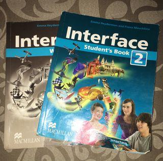 Libro inglés 2 ESO Interface