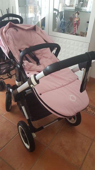 Saco rosa palo BUGABOO