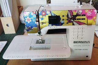 Máquina coser BERNINA 350 patchwork
