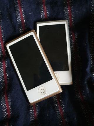 Ipod Nano. 7 Generación. (Dos)