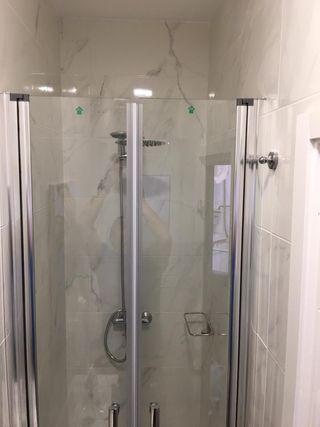Instalación de Mamparas