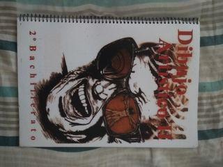 LIBRO DIBUJO ARTÍSTICO 2° DE BACHILLERATO ARTES