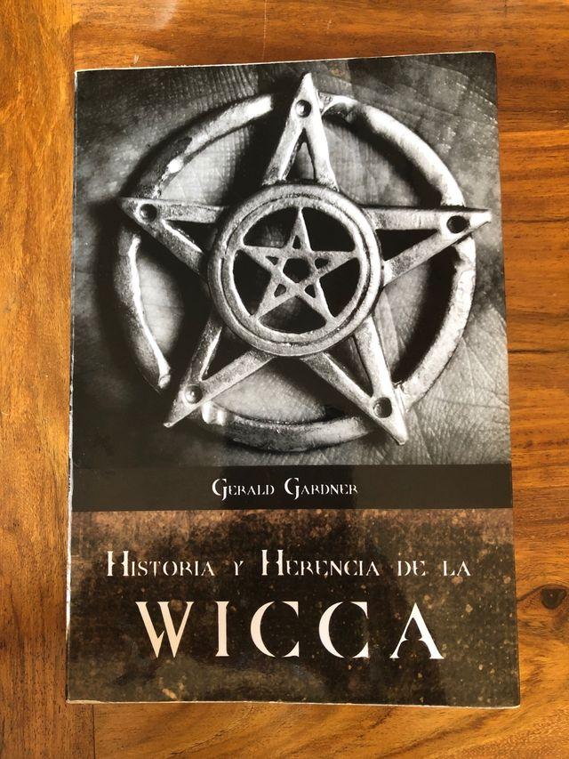 Historia y herencia de la Wicca - gerald gardner