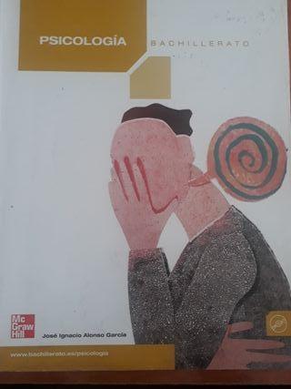 Libro psicología bachillerato