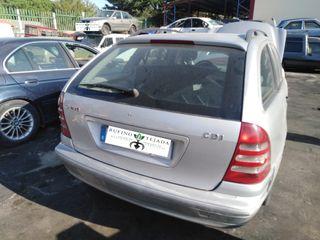 Despiece de Mercedes C270
