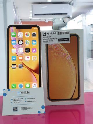Iphone XR 74gb/3gb como nuevo