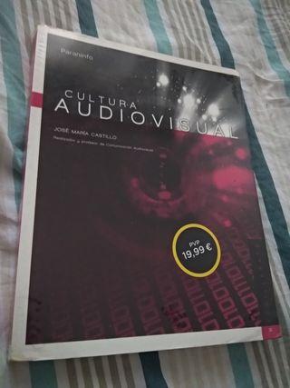LIBRO CULTURA AUDIOVISUAL II 2° BACHILLERATO ARTES