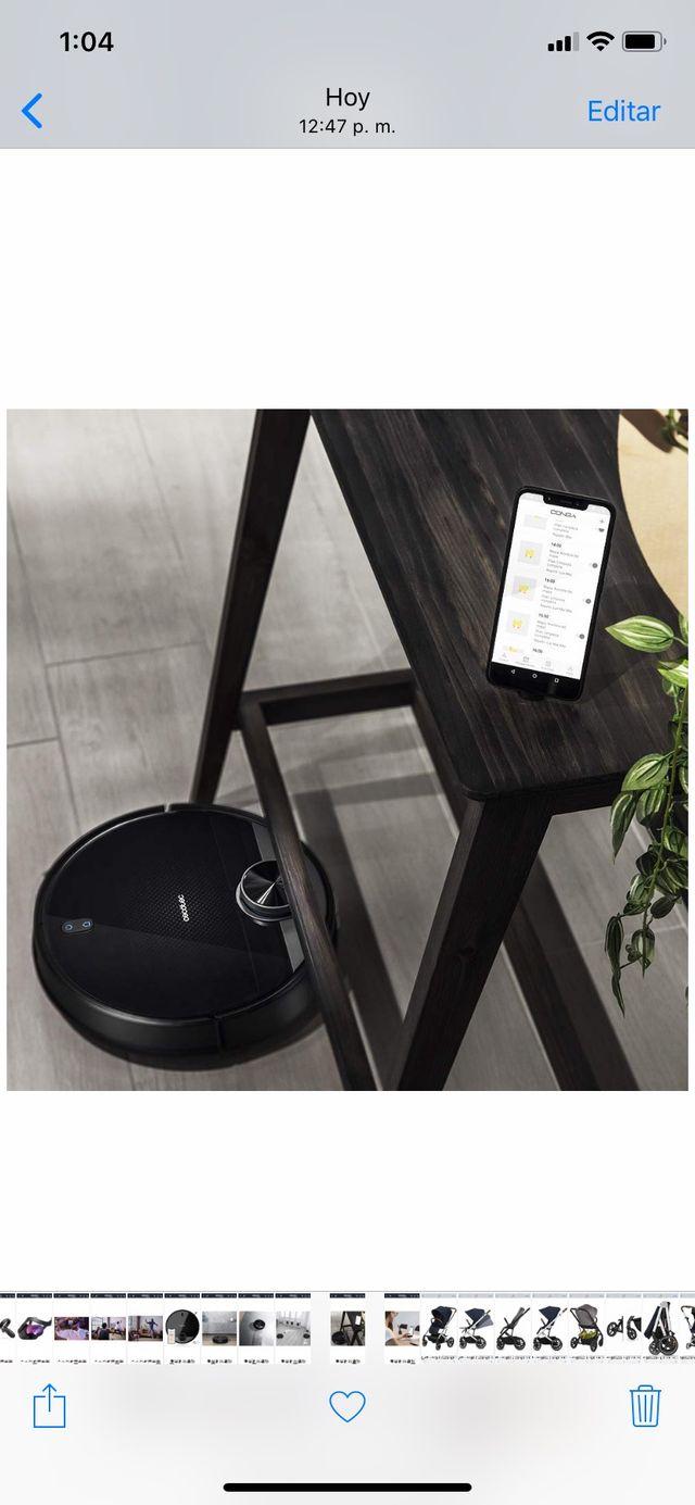 NUEVO Cecotec Robot Aspirador Conga Serie 3490