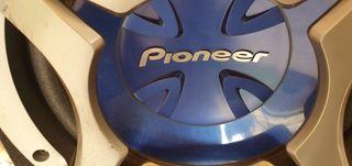 spuwofer para el coche es Pioner