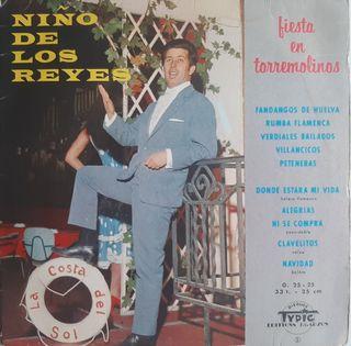 """DISCO PIZARRA """"NIÑO DE LOS REYES"""""""