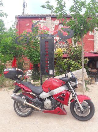 MOTO HONDA X11 / CB-1100SF