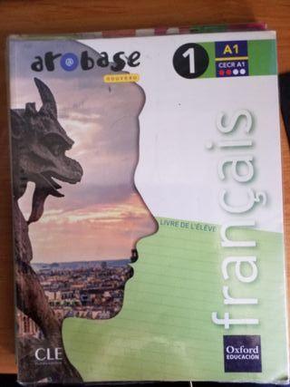 1°ESO francés oxford (2 libros 25€)