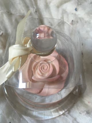 Beautiful rose scented ornament