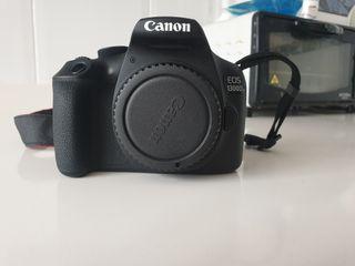 Cámara de fotos Reflex Canon Eos 1300D