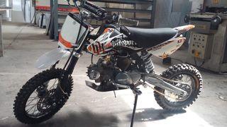 moto pitbike 125cc pitsport