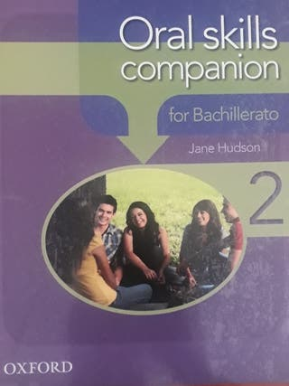 Libro de Inglés 2 bachillerato.