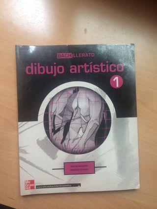 Libro de dibujo artístico 1º bachillerato