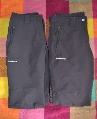 Pantalones Trangoworld Nuevos
