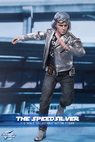 Quicksilver X-men Days of future past figura 1/6