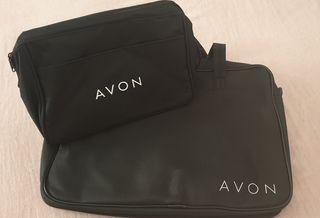maletín y neceser Avon Nuevos los 2 a ese precio