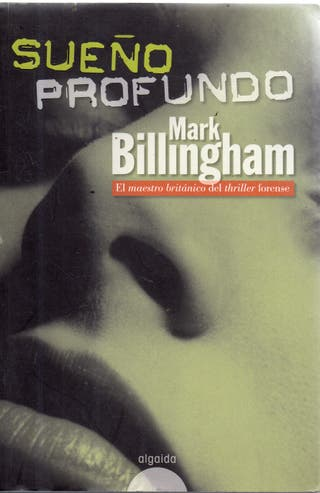 LIBRO SUEÑO PROFUNDO DE MARK BILLINGHAM