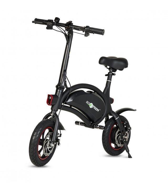 bicicleta eléctrica sin pedales 250w batería LG