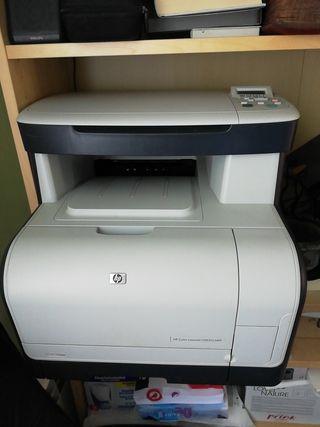 Impresora HP Color LaserJet CM1312 MFP