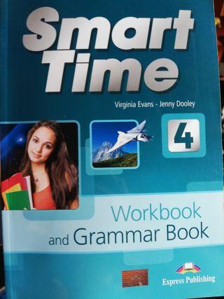 Workbook smart time 4