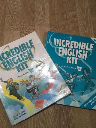 libros inglés 6º primaria Oxford