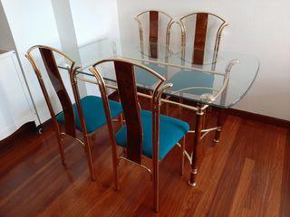 Mesa del comedor + 6 sillas