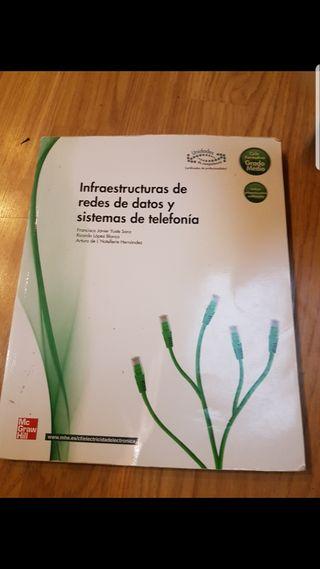 infraestructura de redes de datos y telefonia