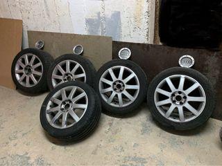 Llantas Audi S line RS 17 pulgadas 5x112