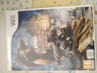 videojuego Monster Hunter 3