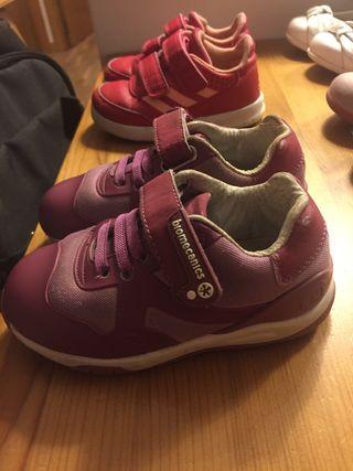 Lote de 8 pares de zapatos