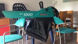 aspiradora de jardin bosch avs 1000