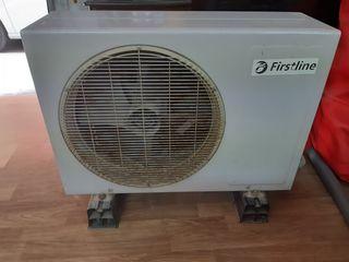 Aire acondicionado, bomba de calor.