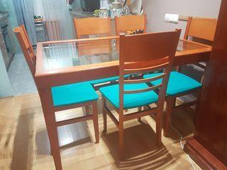 mesas y sillas comedor